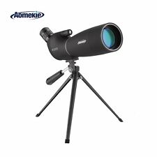 Zoom 25-75X70 Angled Spotting Scope Astronomical Telescope Waterproof W/ Tripod