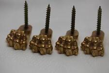 4 x pieds de pendule,horloge,empire,biedermeier,bronze