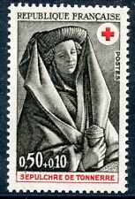 STAMP / TIMBRE FRANCE NEUF LUXE N° 1780 ** CROIX ROUGE SEPULCRE DE TONNERRE