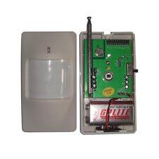 Generic Wireless Intelligent Wide Angle Motion Sensor White