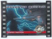 Star Trek Cinema 2000 Galactic Conflix Crd GC1 081/1000