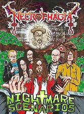 NECROPHAGIA - Nightmare Scenarios (Horror Death Metal) DVD FREE,FAST SHIPPING