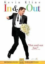 in & out 0883929311309 With Kevin Kline DVD Region 1