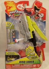 Power Rangers Dino Charge Electronic Dino Saber With Extending Blade (MIP)