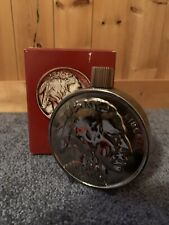 """Vintage 1971 Avon for Men """"Buffalo Nickel"""" Spicy After Shave Full 5 oz. - New"""