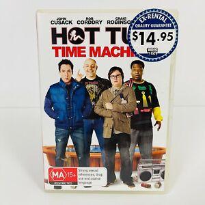 Hot Tub Time Machine (DVD, 2010) Craig Robinson Region 4 Free Postage