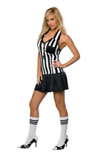 SECRET WISHES FOUL PLAY REFEREE SIZE SMALL - NEW!!!
