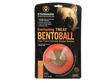 StarMark EVERLASTING BENTO BALL Dog Toy Chew and Treat LARGE