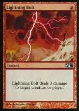 Lightning Bolt FOIL | NM | M11 | Magic MTG