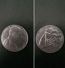 Città del Vaticano moneta 100 lire Papa Giovanni Paolo II del 1988