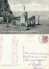 S. LUCIDO - PIAZZALE S. GIOVANNI - STATUA RICORDO ANNO MARIANO    (rif.fg..3229)
