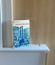 The French Revolution; by J M Roberts