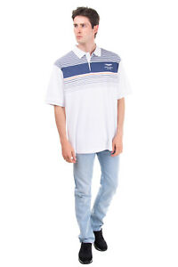 RRP €115 ASTON MARTIN RACING By HACKETT Polo Shirt B&T Size 1XL Short Sleeve
