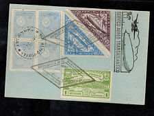 1932 Paraguay Graf Zeppelin Cover to Lorch Germany Sieger LZ 127