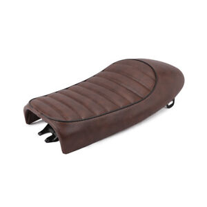 Brown Hump Retro Seat Cushion For  Bobber CG125 Motorcycle