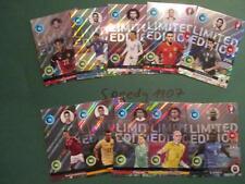 Panini Adrenalyn Euro 2016 Limited Edition 10 Shiny Khedira Popa Insigne Koke