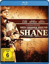 SHANE - Blu Ray Region B/UK - Alan Ladd