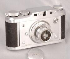 *RARE* Ducati Sogno 35mm half-frame camera w/ Vitor 35mm f3.5 Italy #016879