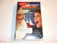 Miracle on 34th Street (VHS, 1995, Clam Shell)  NEW & STILL SEALED!!