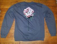 Kanye West Rare 100% Authentic Yeezus Tour Rose Pullover Sweater Sweatshirt