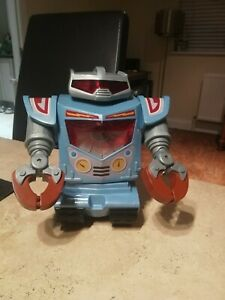 """Toy Story Sparks The Robot Figure 8"""" Thinkway Sparky Disney Pixar Rare torch VGC"""