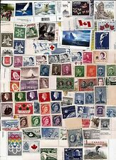 vintage MINT MNH UNUSED FULL GUM CANADA Canadian postage stamps lot C13K MNH