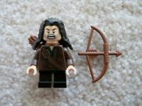 LEGO LOTR Lord Of The Rings - The Hobbit - Kili the Dwarf w/ Bow - Excellent