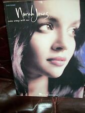 Norah Jones Come Away With Me Vocal Piani songbook Hal Leonard