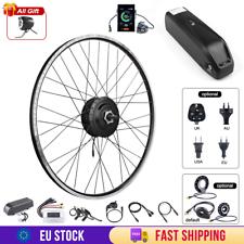 BAFANG 48V 500W Brushless Front Hub Wheel Motor Conversion Kit for Electric Bike