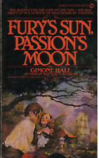 Fury's Sun, Passion's Moon by Gimone Hall (Paperback 1979) - FREE SHIPPING!