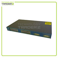 WS-C2950G-24-E1 Cisco Catalyst 2950G 24-Ports 10/100Mbps Switch