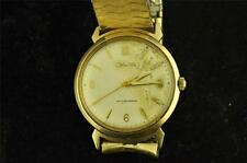 VINTAGE MENS BULOVA AUTOMATIC WRISTWATCH CALIBER 11AFAC FROM 1963 RUNNING