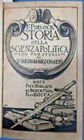1923 - STORIA DELLA SCIENZA POLITICA, CON UNO STUDIO DI V. BEONIO BROCCHIERI.