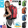 NEW Mens Womens Travel Sports USB Charging Backpack Laptop Notebook  School Bag