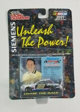 NEW 2001 Racing Champions #93 Siemen Dave Blaney 1/64 Die-Cast Autographed
