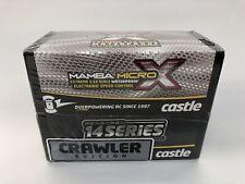 Castle Creations Mamba Micro X 12.6V ESC 1406-2280KV Crawler Combo 010-0162-02