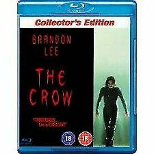 The Crow Blu-ray 1994 Brandon Lee Revenge Movie Horror Film Classic