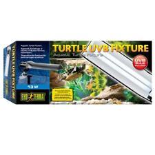 Exo Terra Turtle UVB Fixture, Beleuchtung Lampe für Wasserschildkröten PT2234