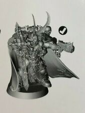 Warhammer 40k - Dark Vengeance - Chaos Space Marines - Chaos Lord Kranon