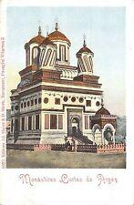 B78428 monastirea curtea de arges manastirea  romania