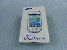 Samsung Galaxy Star GT-S5280 4GB Weiß! Ohne Simlock! TOP ZUSTAND! OVP!