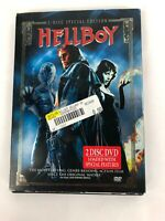 Hellboy (DVD, 2004, 2-Disc Set Special Features Edition) Ron Perlman Selma Blair