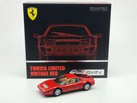 1:64 Tomytec Tomica Limited Vintage Neo Ferrari BB 512i 512BBi Berlinetta TLV-N