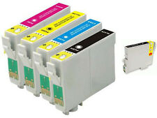 5 INK FOR EPSON DX6050 DX7000F DX7400 DX7450 DX8000 DX8400 DX8450 DX9400 DX9400F