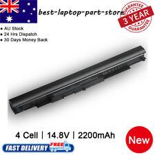 Battery for HP 807957-001 HS04 HS04041-CL HS04XL HSTNN-LB6U HSTNN-LB6V