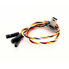 GoPro Hero 3 4 FPV Live Video Mini USB Kabel Stromversorgung RC DJI Phantom 4PIN