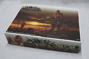 Conan Monolith Board Game Stretch Goal Collector Box Kickstarter