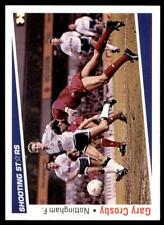 Merlin Shooting Stars 91/92 - Nottingham Forest Crosby Gary No. 189