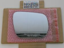 738R Replacement Mirror Glass for 06-13 SUZUKI GRAND VITARA Passenger Side Right