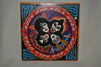 KISS Rock and Roll Over Vinyl Record!     1976  NBLP-7037   FREE SHIPPING